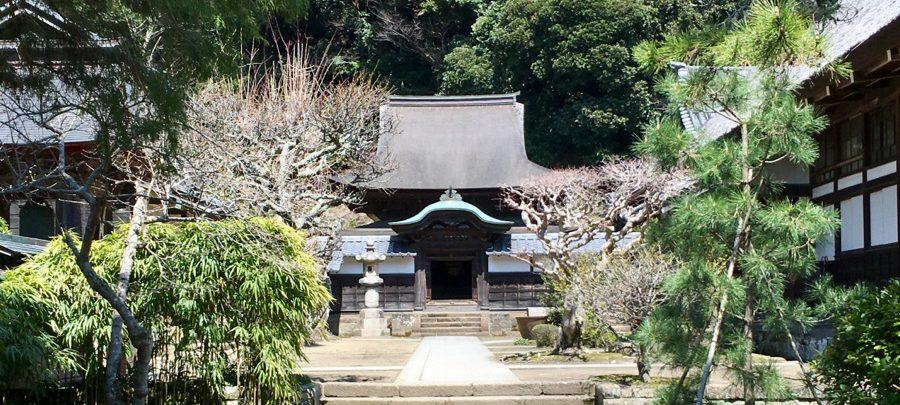 円覚寺の国宝の「舎利殿」