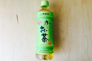 伊藤園 おーいお茶 2017年ボトル