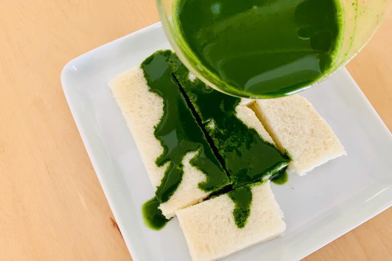 レシピ 抹茶 ティラミス