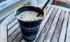 ファミマ【アイスほうじ茶ラテ】飲んでみた。ビーズアイスで氷たっぷり!